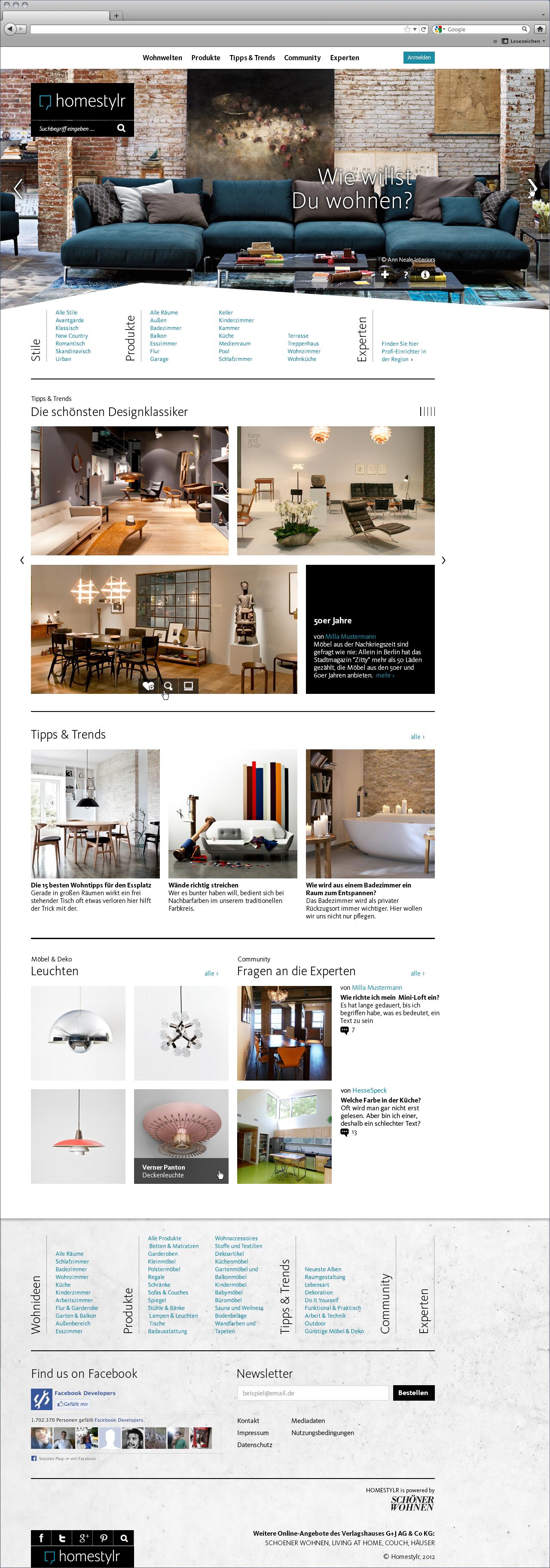 roomido kreative freiheit. Black Bedroom Furniture Sets. Home Design Ideas